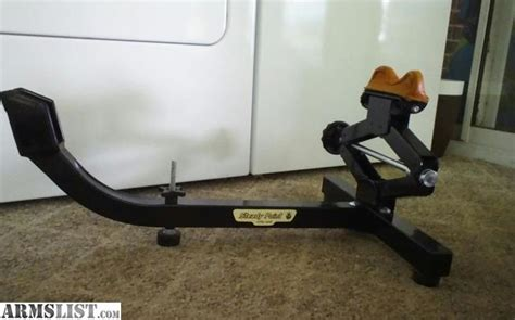 shooting bench rest for sale armslist for sale rifle rest