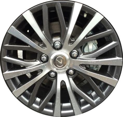 lexus lx570 wheels rims wheel rim stock oem replacement