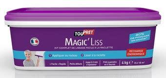 Magic Liss Plafond by Magic Liss Application Facile Enduit Lisser En