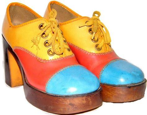 70s platform shoes mood summer