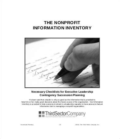 nonprofit succession planning template 9 succession planning template free premium templates