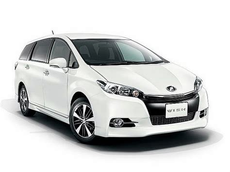 toyota wish 2015 seven seat 2015carspecs