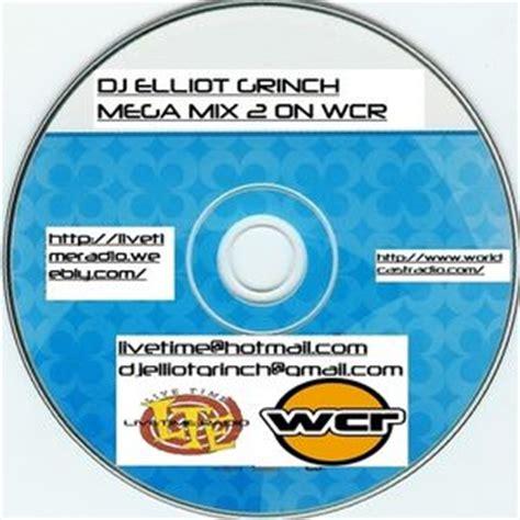 Crush Gear Part Cover Mega Universe various artists mega mix part 2 hosted by elliot grinch mixtape
