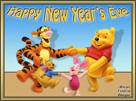 winnie the pooh happy new years quote pictures photos