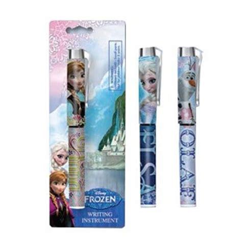 Nb 178 Notebook Frozen your wdw store disney keepsake pen frozen holographic logo pen