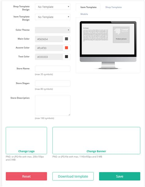 ebay listing template creator ebay s new feature free ebay listing template builder
