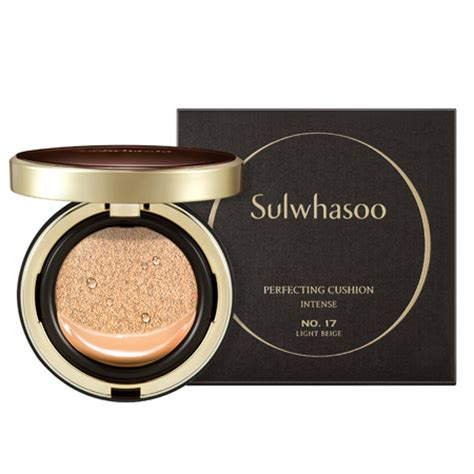Sulwhasoo Perfecting Cushion Spf50 Pa Shade 21 sulwhasoo perfecting cushion spf50 pa 15g