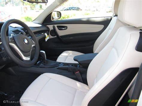 Bmw Oyster Interior oyster interior 2013 bmw 1 series 128i coupe photo
