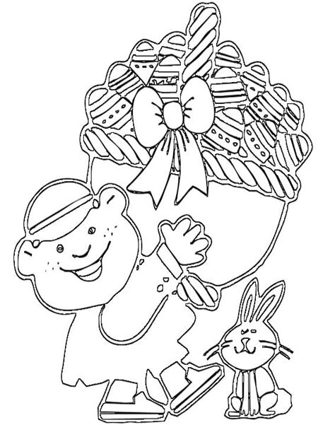 boy easter egg coloring pages easter eggs coloring page for kids free printable picture