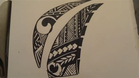 samoan tribal by rino5 on deviantart