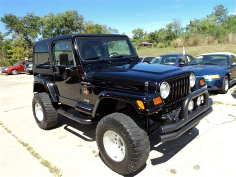 1997 Jeep For Sale 1997 Jeep Wrangler For Sale In Cincinnati Oh