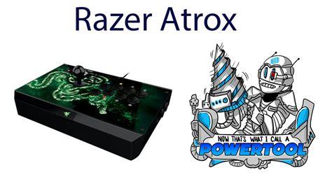 Razer Atrox razer atrox arcade stick for xbox one pc