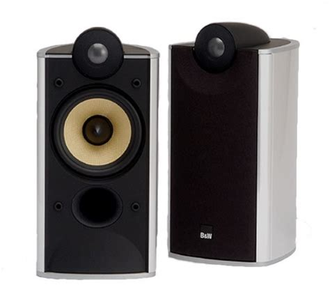 bookshelf speakers b w xt2 review and test
