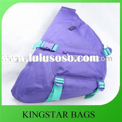 Sling Bag Triangel single backpack for sale price china manufacturer