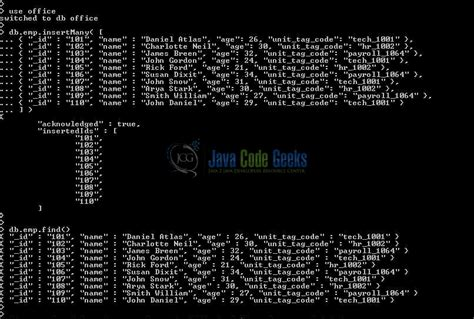 docker mongodb tutorial docker list containers exles docker ps