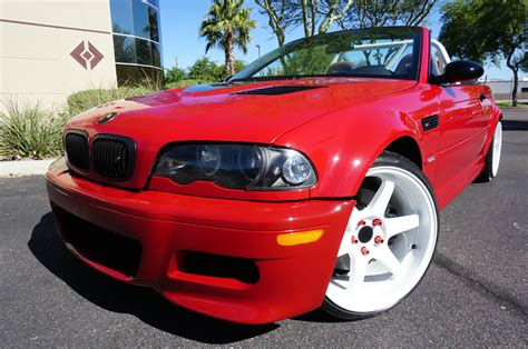 2004 bmw m3 convertible 6 speed for sale