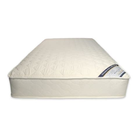Cotton Mattresses by Naturepedic Organic Cotton Quilted Deluxe Mattress