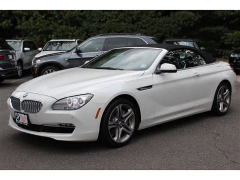 bmw 650i convertible used for sale used 2012 bmw 6 series 650i convertible for sale stock