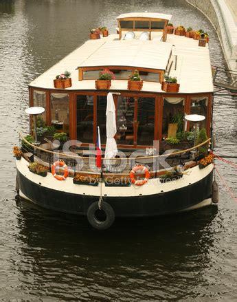 floating restaurant prague stock photos freeimages - Floating Boat Restaurant Prague
