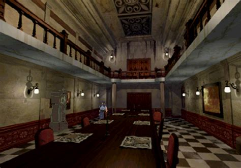 Resident Evil Dining Room rip resident evil mansion the sims forums