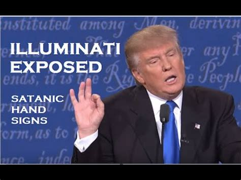 freemason vs illuminati presidential debate donald vs clinton