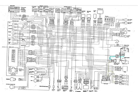 1981 yamaha yics wiring diagrams wiring diagram