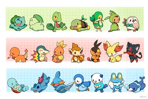 Oshawot Mix Charms starters outdated version