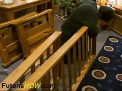wooden futon frame assembly how to assemble a futon frame roselawnlutheran