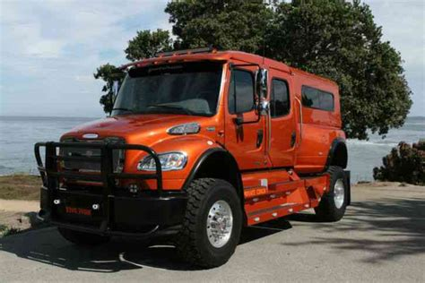 sportchassis for sale freightliner sportchassis p4xl 2011 medium trucks