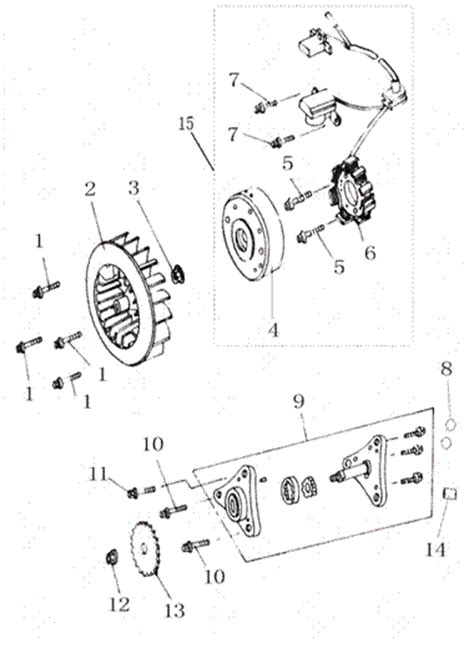 50cc scooter wiring diagram car wiring diagram