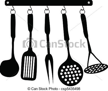 Kitchen Accessories Vector Free Vector Of Kitchen Accessories Csp5435498 Search Clip