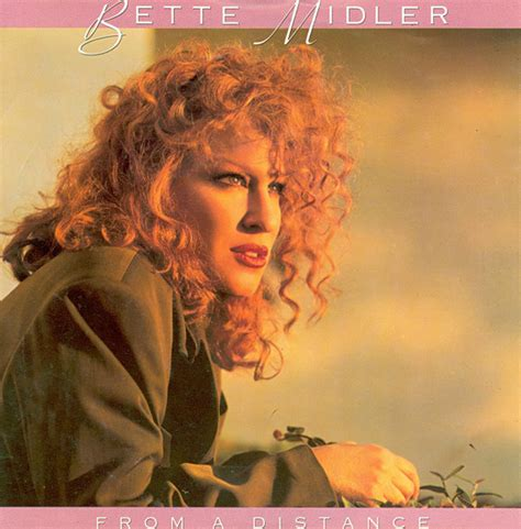 bette midler for all we bette midler from a distance vinyl at discogs