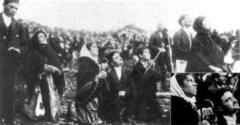 The Miracle Of Our Of Fatima Our Of Fatima Apparition Third Secret