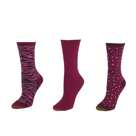 Animal Print Low Socks womens cotton animal print low cut socks pack of 3 by