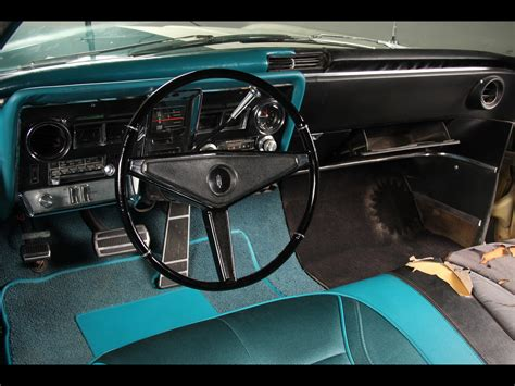 Oldsmobile Toronado Interior by 1967 Oldsmobile Toronado Half And Half By Precision Restorations Interior 2 1280x960 Wallpaper