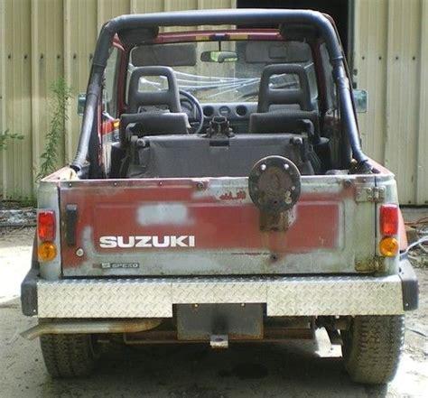 Suzuki Samurai Motor For Sale Find Used 1988 Suzuki Samurai Sidekick Engine Conversion