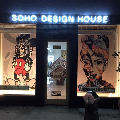 soho design house soho design house the finest in functional art melrose ave la