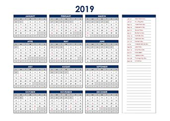 printable  uk calendar templates  holidays