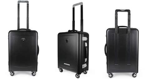 Lamborghini Suitcase This Lamborghini Travel Bag Costs More Than A Toyota