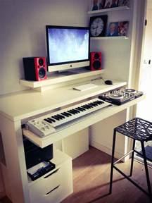 ikea studio desk standing work desk and dj booth ikea hackers ikea hackers