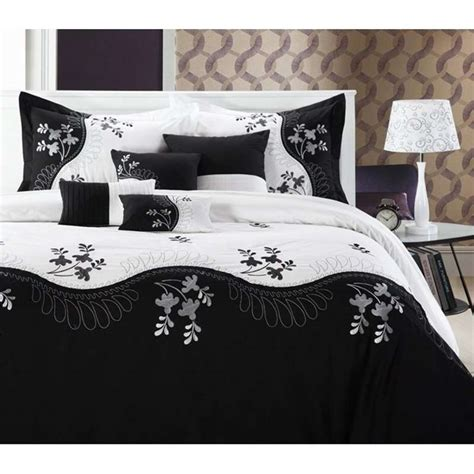black and white bedding black and white bedspread sets 1 wall decal
