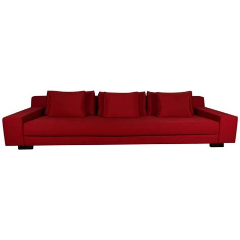 christian liaigre sofa original first run eleven foot christian liaigre quot augustin