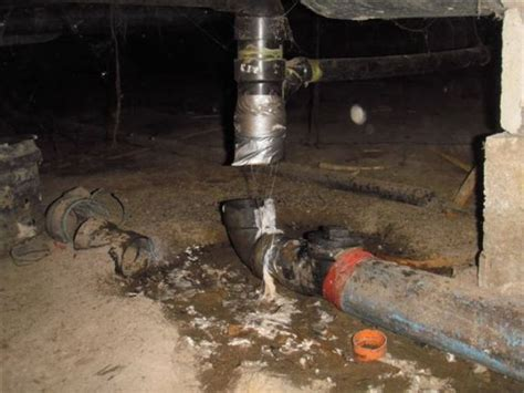 Sewer Problems Chatham Home Inspectors Common Plumbing Problems