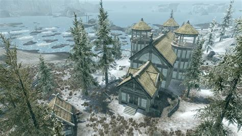 Building a House in Skyrim   InfoBarrel