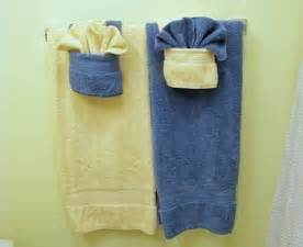 Towel Folding Ideas For Bathrooms Keep Your Bathroom Looking Fancy By Folding Towels With