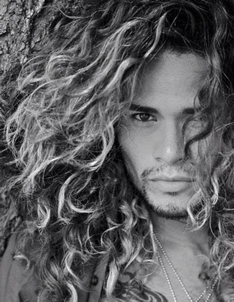 pueterican male hair mens hair aj oliveras actor and model from puerto rico
