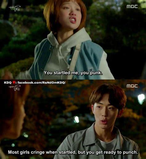 drama film zitate weightlifting fairy kim bok joo k j t drama kpop fans