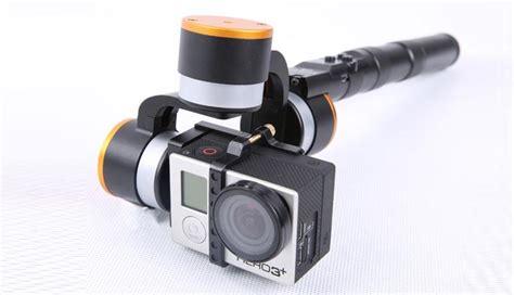 Gopro Untuk Selfie steadygim3 evo kayu selfie dengan giroskop untuk gopro