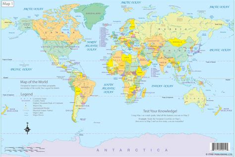 world map with country names in world map with countries names pictures to pin on