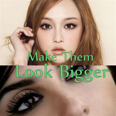 eyeliner tutorial to make eyes look bigger eye makeup to make eyes look bigger mugeek vidalondon